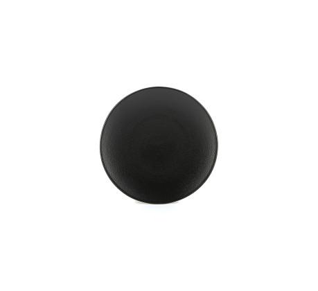 Lautanen musta Ø 16 cm
