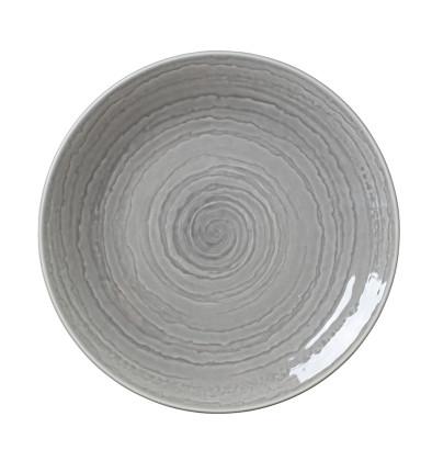 Lautanen harmaa Ø 28,5 cm
