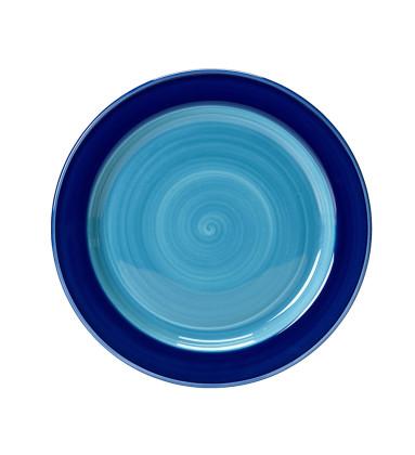 Lautanen sininen Ø 23 cm