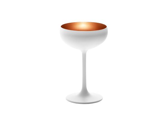 Cocktail-lasi valkoinen/kupari 23 cl