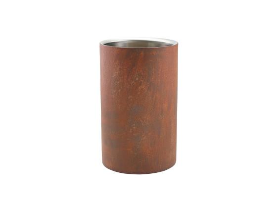 Viininjäähdytin rust effect Ø 12 cm