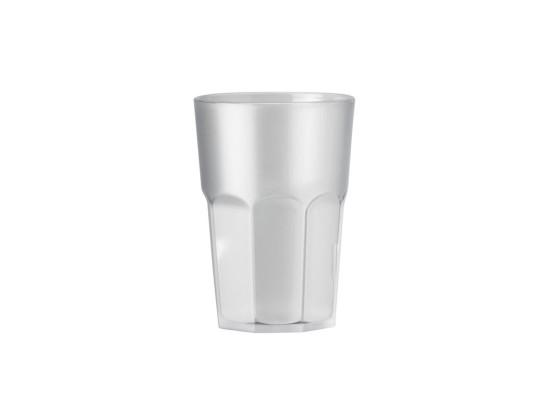 Juomalasi kirkas muovi 500 ml