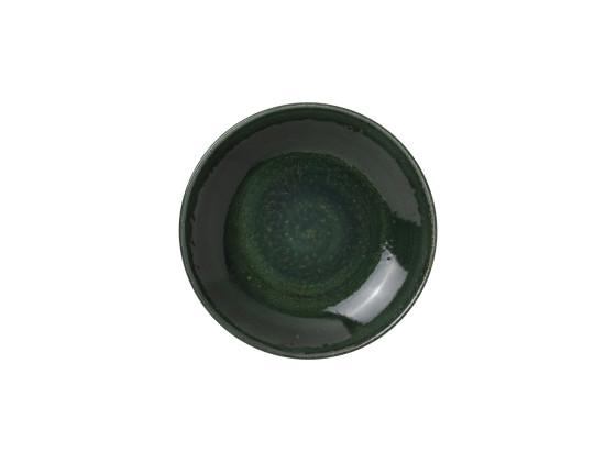 Lautanen vihreä syvä Ø 25,5 cm