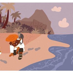Robinson Crusoe, seul au monde ?