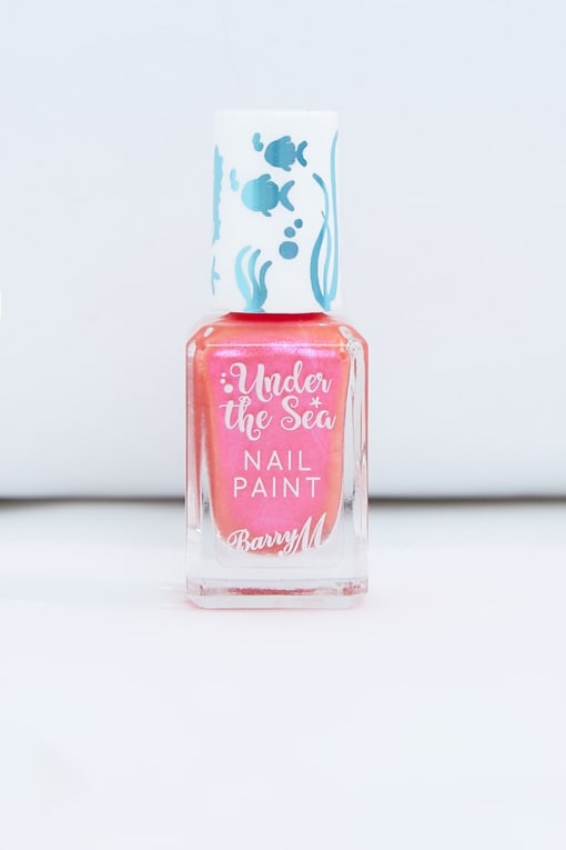 BARRY M UNDER THE SEA CORAL REEF NAIL PAINT
