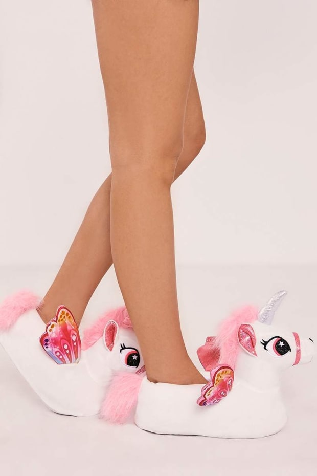 MISTY UNICORN 3D SLIPPERS