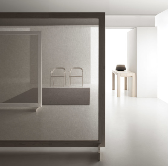 Convivio Consolle: Extending console table in different finishings