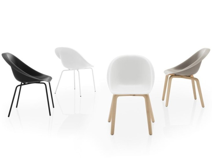 Hoop: Chair available in different versions