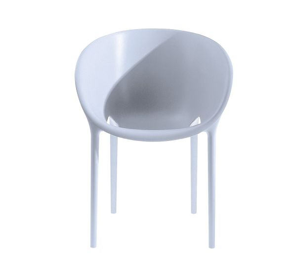 Soft Egg: Armchair available in different finishings