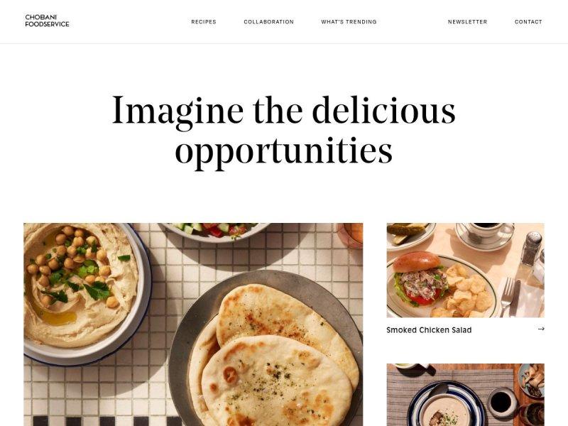 Chobani Foodservice