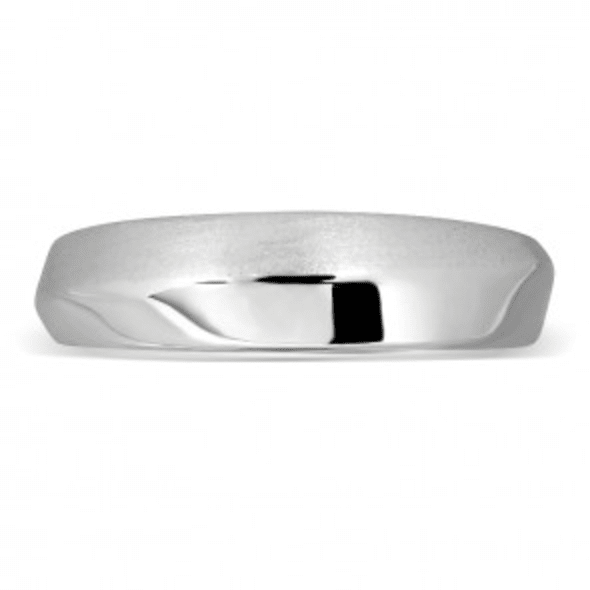 18K Gold Men's Diamond Band.