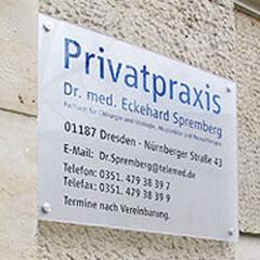 Dr. med. Eckehard Spremberg