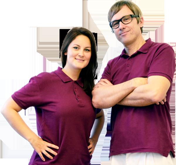 Dr. Goran Bajic & Theresa Dietz Zahnarztpraxis