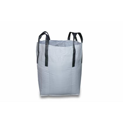 1.0 Tonne - Duffle Top Closed Bottom - Bulk Bag- 90 x 90 x 120 CM