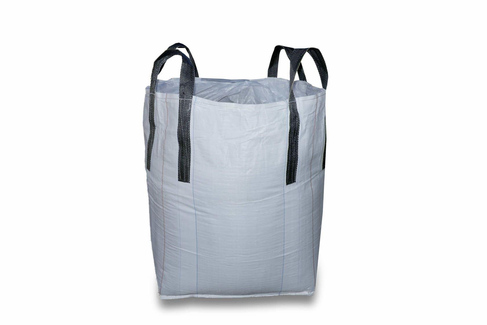 1.25 Tonne - Duffle Top Closed Bottom Bulk Bag