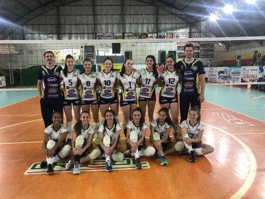 Equipe Mirim da AJOV está classificada para a final do Campeonato Estadual Mirim