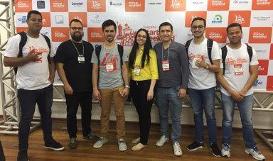 Startup LogFácil ficou em terceiro lugar no Startup Weekend