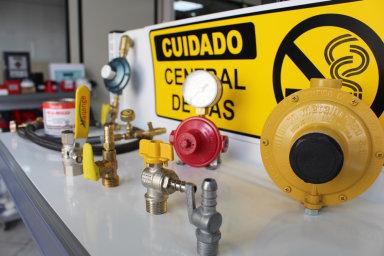 Bucco Conexões é segurança e qualidade na linha de materiais para a instalação de preventivos de incêndio