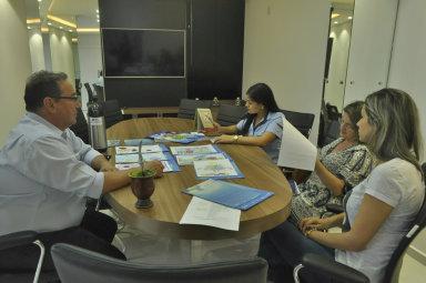 CDL Herval d' Oeste escolhe vencedores do Concurso Recicla CDL na Escola 2018