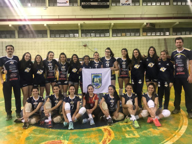 Equipe Infantil da AJOV se classifica para etapa estadual da OLESC