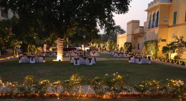 Diwali during India Tour - In Jaipur