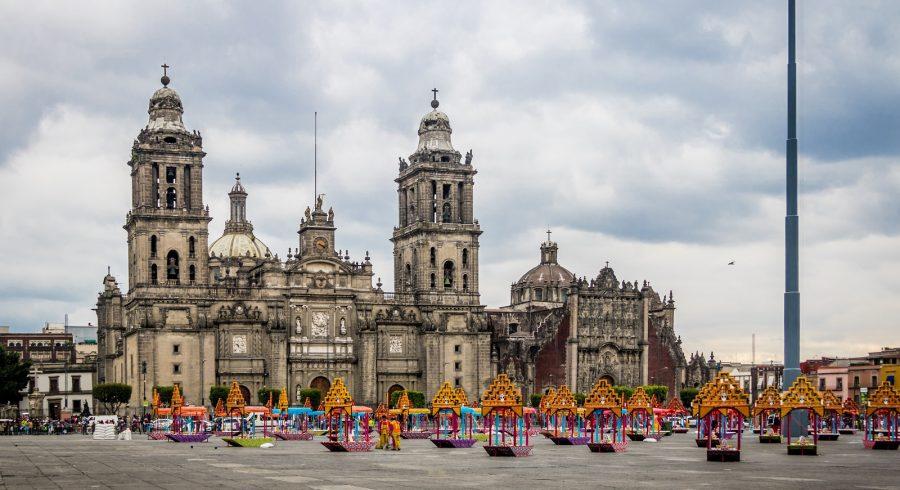 Take a tour of the capital's Metropolitan Cathedral, a key colonial landmark
