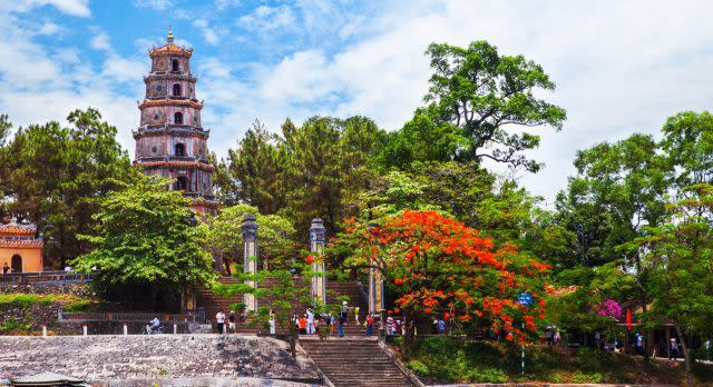 Vietnam Sehenswürdigkeiten - Die bezaubernde Kaiserstadt Hue