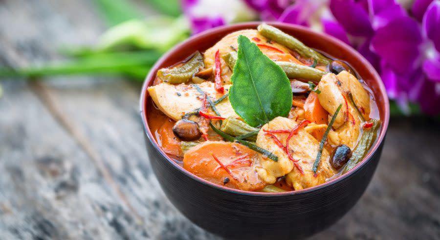 Weltberühmt - Küche Thailands