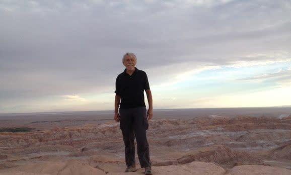 Nächste Station der Südamerika Tour - das Tal des Todes