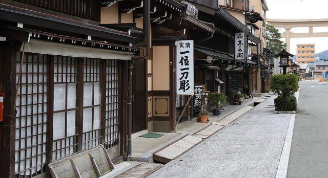 Orte abseits der üblichen Touristenrouten in Kanazawa und Takayama