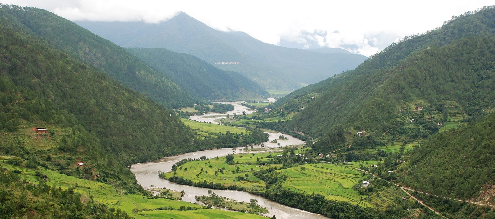 Enchanting Travels Bhutan Tours Punakha Valley 1