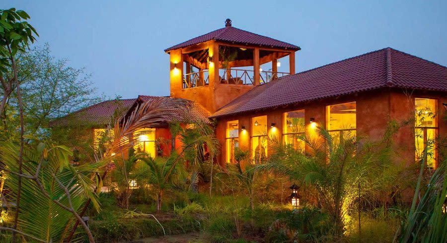 Enchanting Travels India Tours Bamboo Forest Safari Lodge Tadoba
