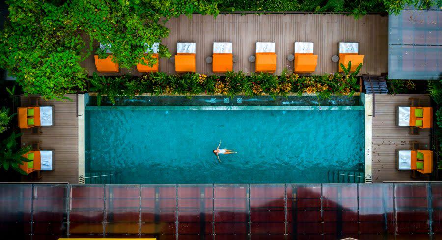 Nayara Springs - best luxury vacation spots in the world