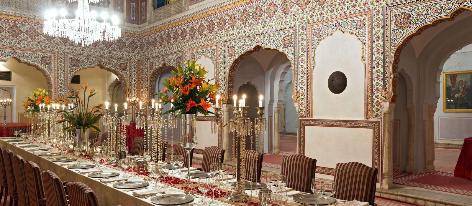 Hotel Samode Palace Nordindien