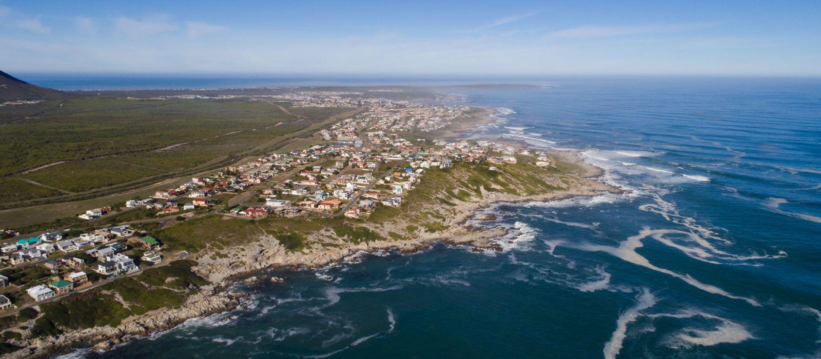Destination Gansbaai South Africa