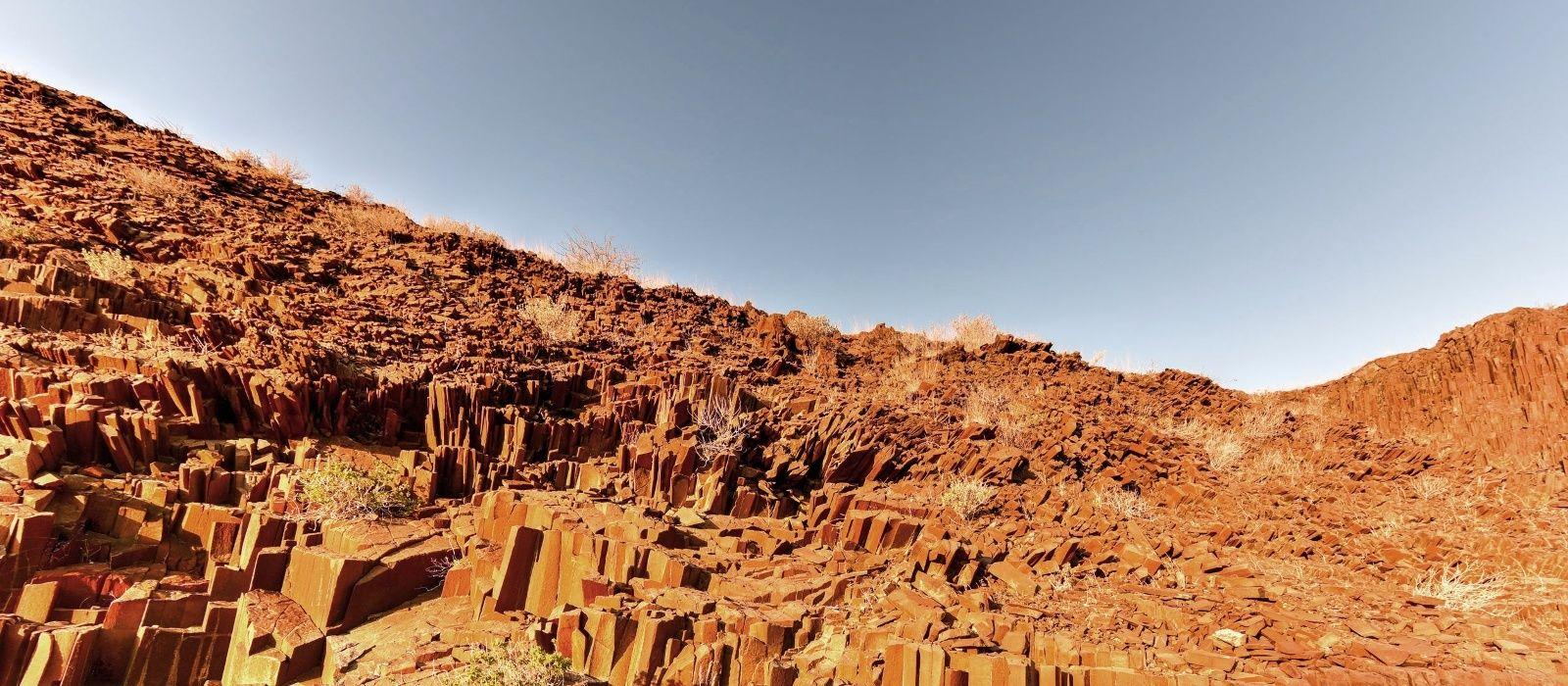 Reiseziel Damaraland (Palmwag) Namibia