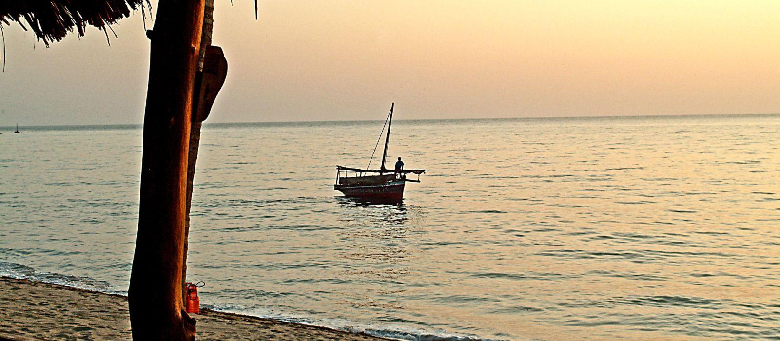 Reiseziel Pangani Tansania
