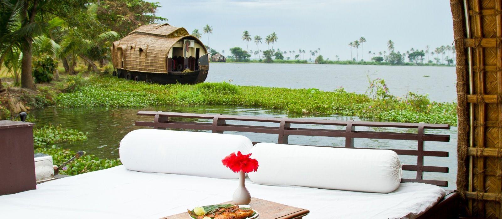 Hotel Spice Coast Cruise Südindien