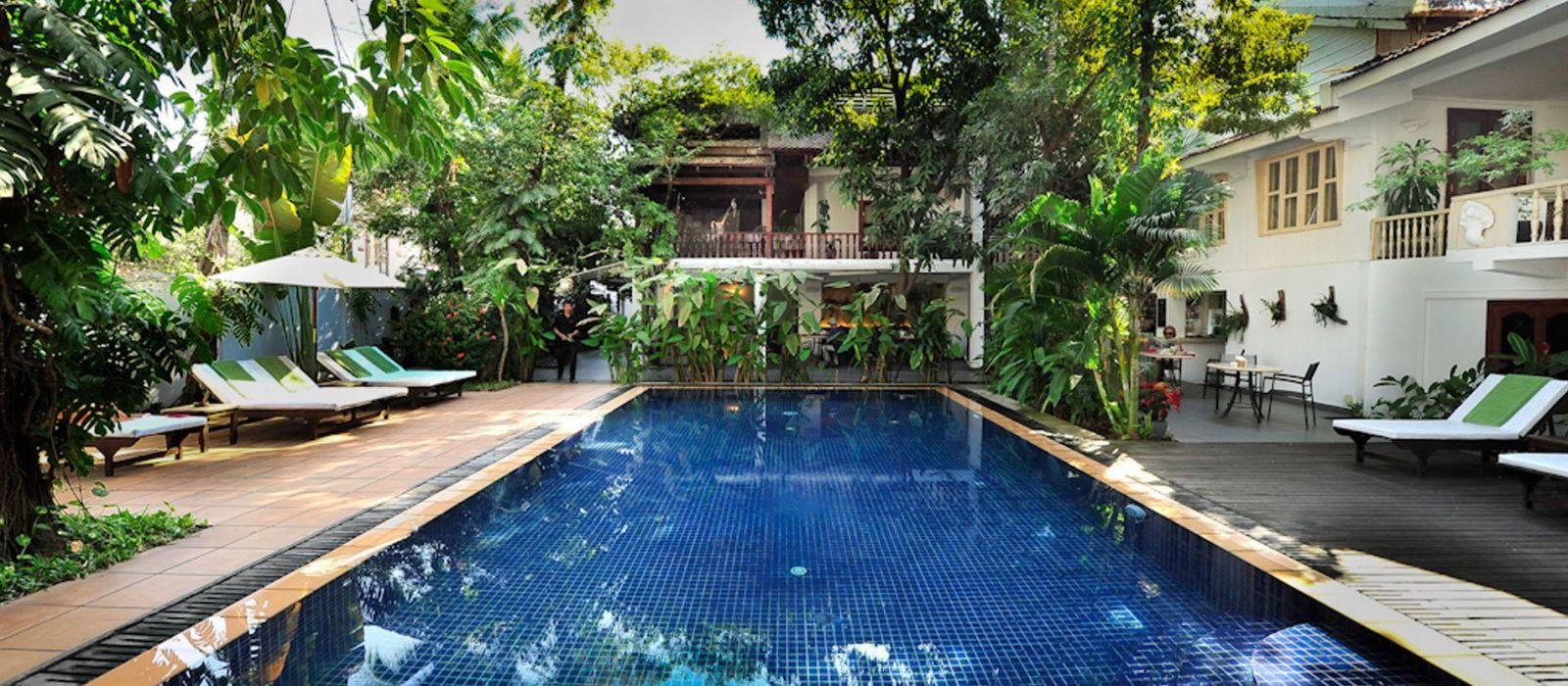 Hotel Villa Langka Kambodscha