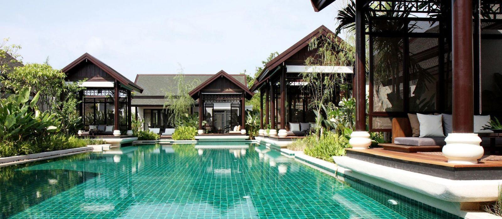 Anantara Lawana Chaweng Beach Hotel Enchanting Travels