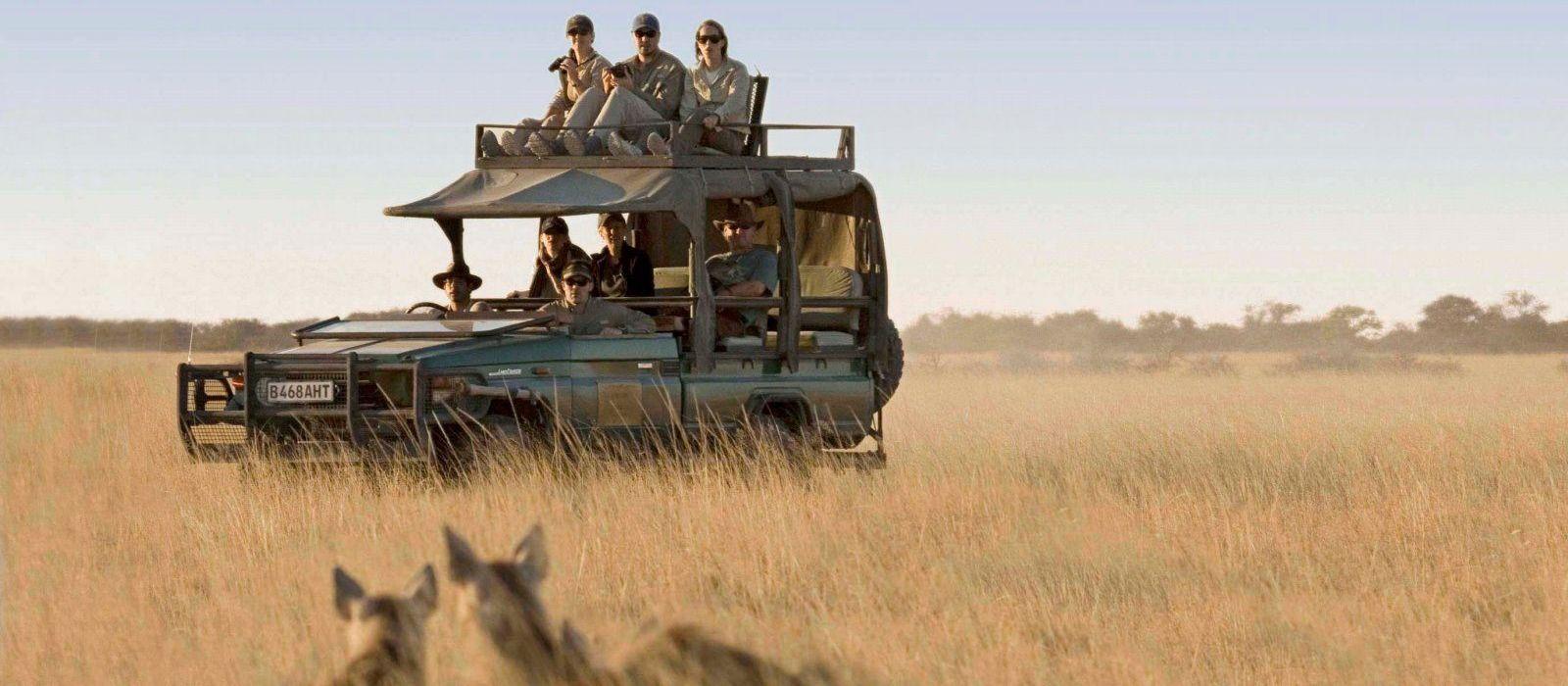 Hotel San Camp Botswana