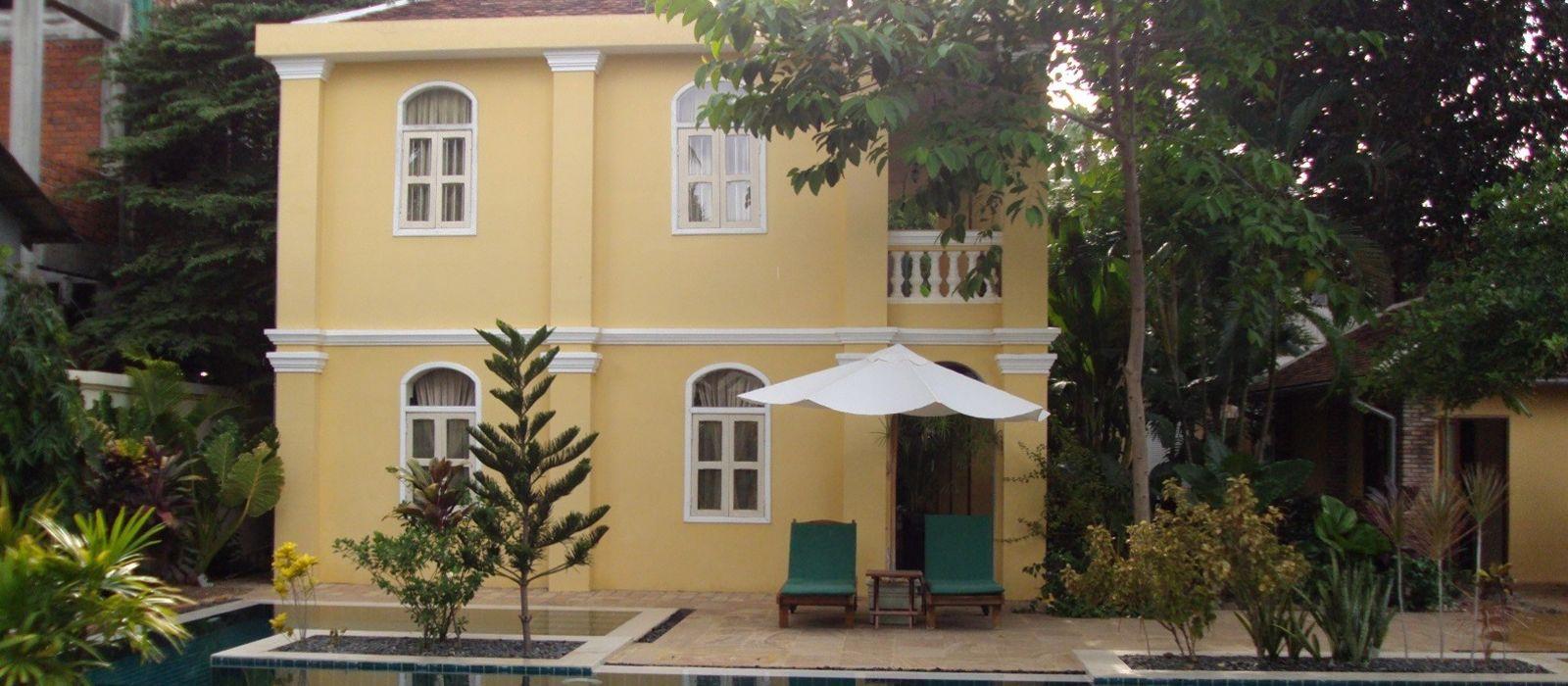 Hotel La Villa Kambodscha