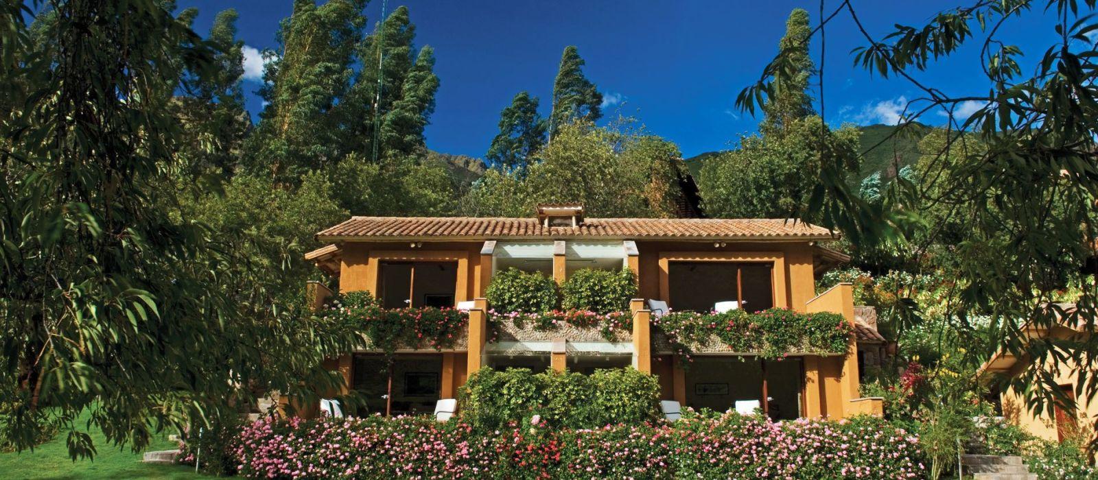 Hotel Belmond Rio Sagrado Peru