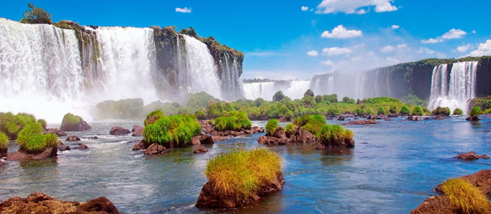 Reiseziel Foz do Iguaçu Brasilien