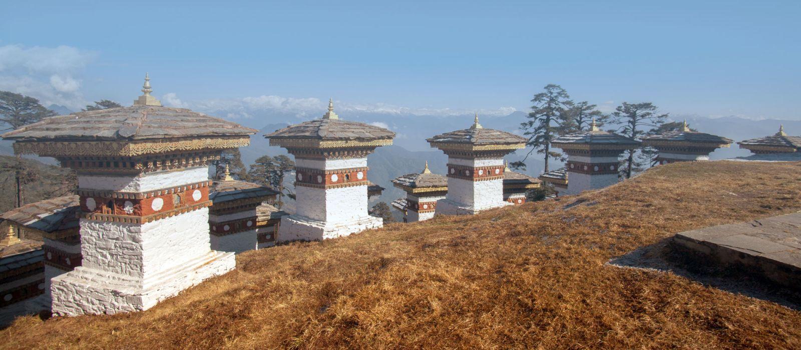 Hotel Trekking in Thimpu Bhutan