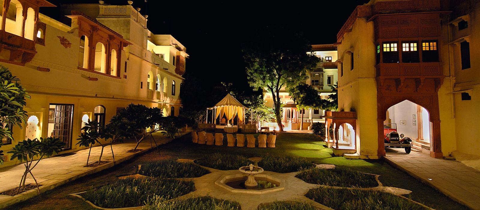 Hotel Rawla Jojawar Nordindien