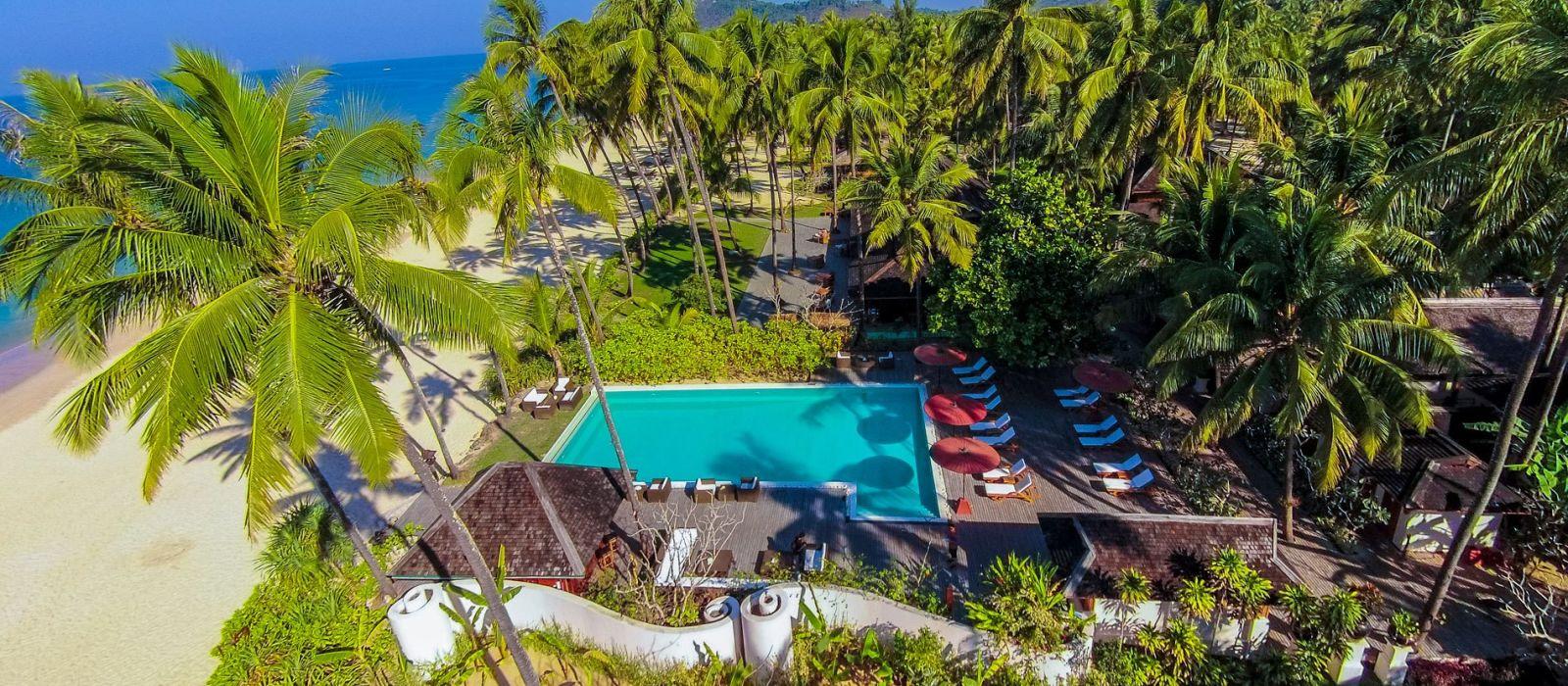Amazing Ngapali Beach Resort
