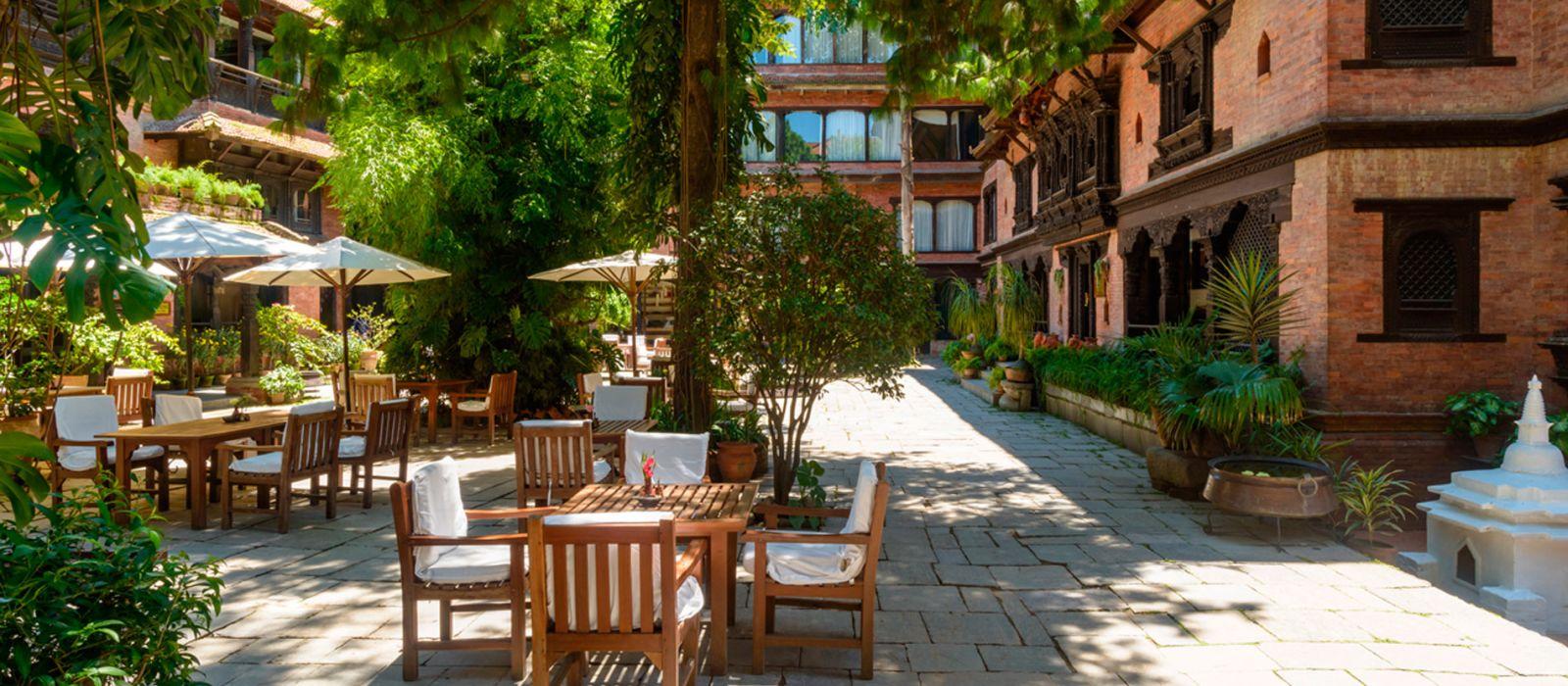 Hotel Dwarikas Nepal