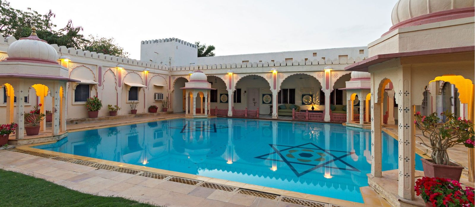 Hotel Rohet Garh North India