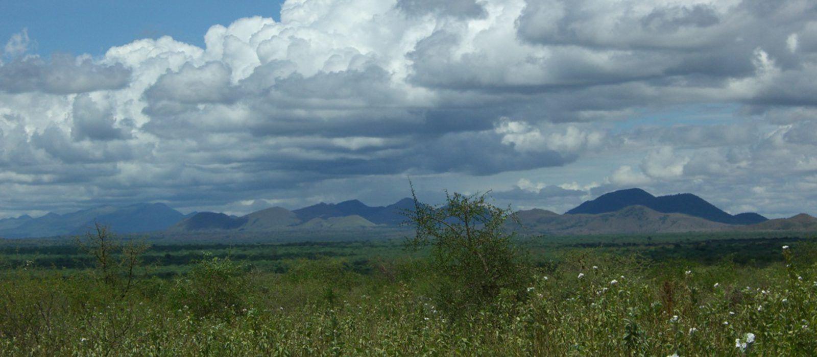 Reiseziel Chyulu Hills Kenia